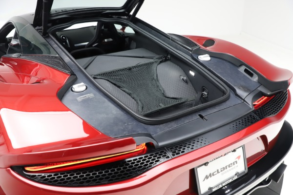 New 2020 McLaren GT Coupe for sale $249,275 at Bugatti of Greenwich in Greenwich CT 06830 16