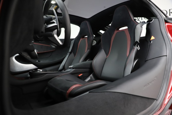 New 2020 McLaren GT Pioneer for sale $249,275 at Bugatti of Greenwich in Greenwich CT 06830 19