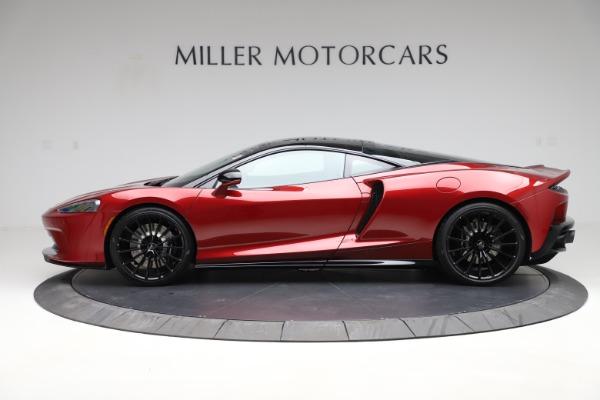 New 2020 McLaren GT for sale $249,275 at Bugatti of Greenwich in Greenwich CT 06830 2