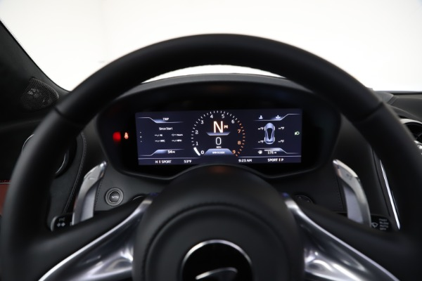 New 2020 McLaren GT Coupe for sale $249,275 at Bugatti of Greenwich in Greenwich CT 06830 22