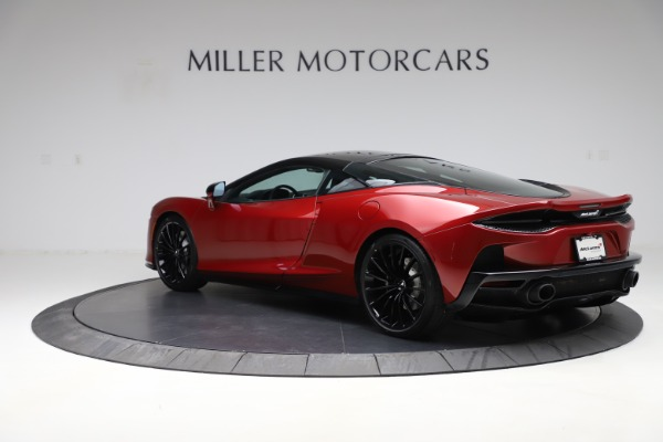 New 2020 McLaren GT for sale $249,275 at Bugatti of Greenwich in Greenwich CT 06830 3