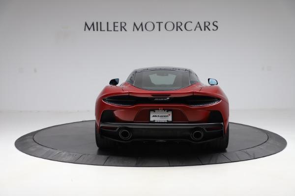 New 2020 McLaren GT for sale $249,275 at Bugatti of Greenwich in Greenwich CT 06830 4