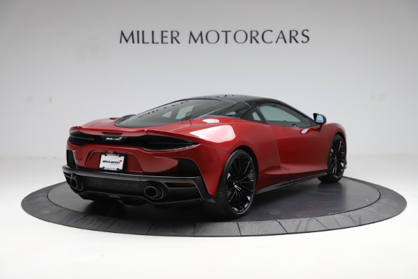 New 2020 McLaren GT Coupe for sale $249,275 at Bugatti of Greenwich in Greenwich CT 06830 5
