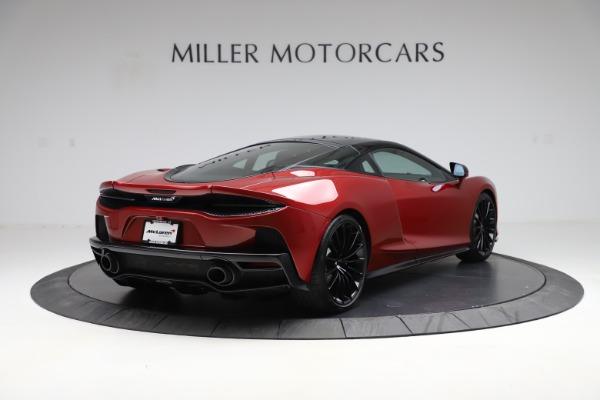 New 2020 McLaren GT for sale $249,275 at Bugatti of Greenwich in Greenwich CT 06830 5