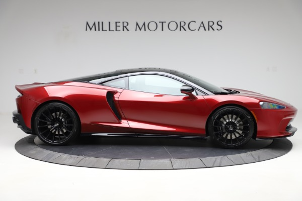 New 2020 McLaren GT Coupe for sale $249,275 at Bugatti of Greenwich in Greenwich CT 06830 6
