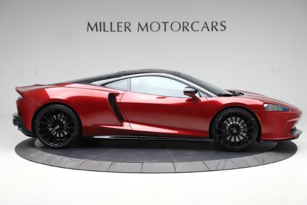 New 2020 McLaren GT for sale $249,275 at Bugatti of Greenwich in Greenwich CT 06830 6