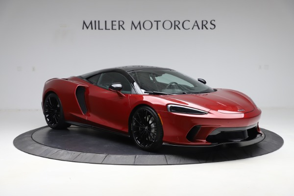 New 2020 McLaren GT Coupe for sale $249,275 at Bugatti of Greenwich in Greenwich CT 06830 7