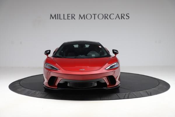 New 2020 McLaren GT for sale $249,275 at Bugatti of Greenwich in Greenwich CT 06830 8