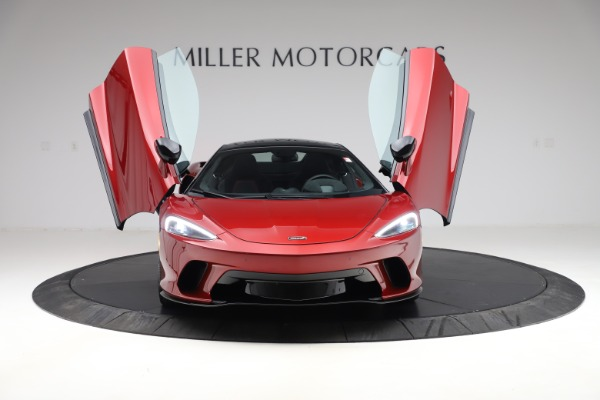 New 2020 McLaren GT Coupe for sale $249,275 at Bugatti of Greenwich in Greenwich CT 06830 9