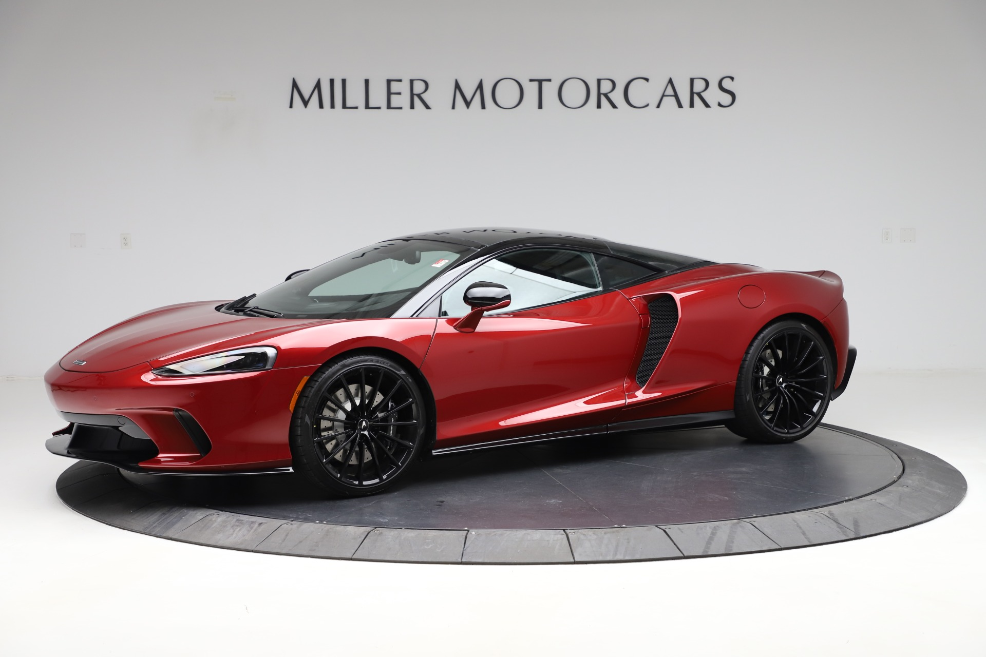 New 2020 McLaren GT Coupe for sale $249,275 at Bugatti of Greenwich in Greenwich CT 06830 1