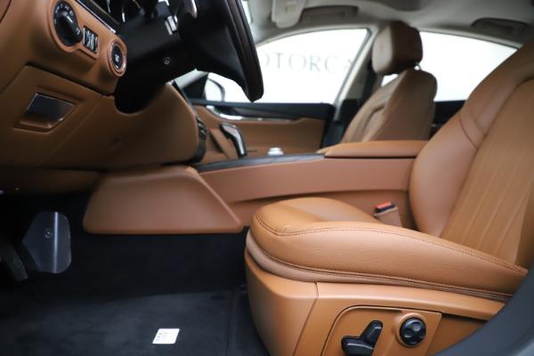 New 2019 Maserati Quattroporte S Q4 for sale $121,065 at Bugatti of Greenwich in Greenwich CT 06830 14