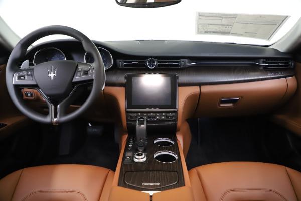 New 2019 Maserati Quattroporte S Q4 for sale $121,065 at Bugatti of Greenwich in Greenwich CT 06830 16