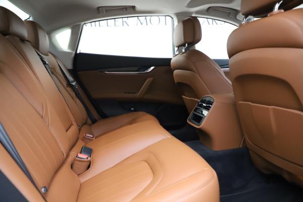 New 2019 Maserati Quattroporte S Q4 for sale $121,065 at Bugatti of Greenwich in Greenwich CT 06830 27