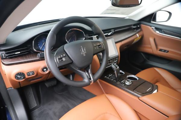New 2019 Maserati Quattroporte S Q4 for sale $121,065 at Bugatti of Greenwich in Greenwich CT 06830 15