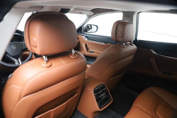 New 2019 Maserati Quattroporte S Q4 for sale $121,065 at Bugatti of Greenwich in Greenwich CT 06830 19