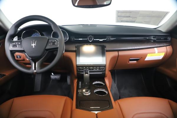 New 2019 Maserati Quattroporte S Q4 for sale $121,065 at Bugatti of Greenwich in Greenwich CT 06830 21