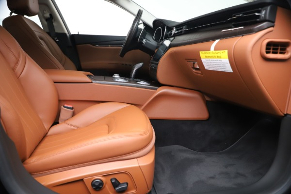 New 2019 Maserati Quattroporte S Q4 for sale $121,065 at Bugatti of Greenwich in Greenwich CT 06830 23