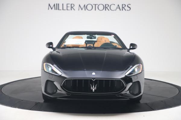 New 2019 Maserati GranTurismo Sport Convertible for sale $161,970 at Bugatti of Greenwich in Greenwich CT 06830 12