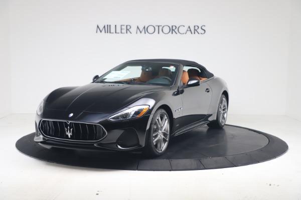 New 2019 Maserati GranTurismo Sport Convertible for sale $161,970 at Bugatti of Greenwich in Greenwich CT 06830 13