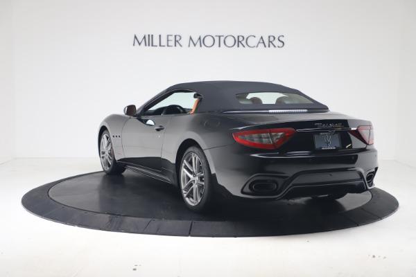 New 2019 Maserati GranTurismo Sport Convertible for sale $161,970 at Bugatti of Greenwich in Greenwich CT 06830 15