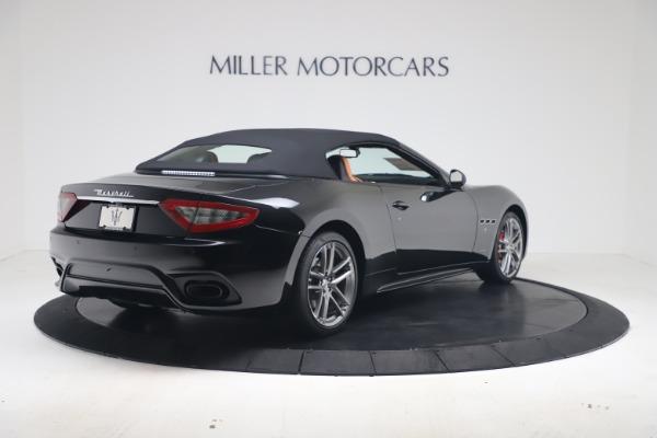 New 2019 Maserati GranTurismo Sport Convertible for sale $161,970 at Bugatti of Greenwich in Greenwich CT 06830 16