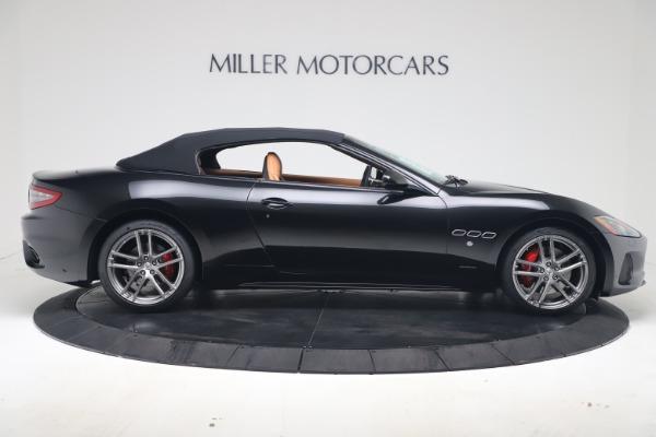 New 2019 Maserati GranTurismo Sport Convertible for sale $161,970 at Bugatti of Greenwich in Greenwich CT 06830 17