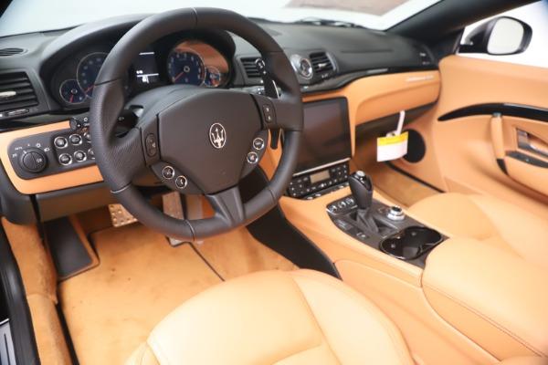 New 2019 Maserati GranTurismo Sport Convertible for sale $161,970 at Bugatti of Greenwich in Greenwich CT 06830 19
