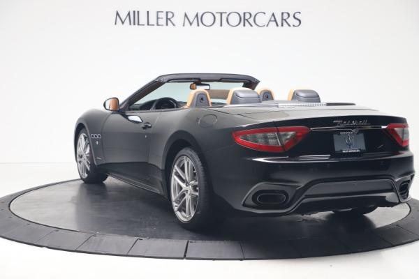 New 2019 Maserati GranTurismo Sport Convertible for sale $161,970 at Bugatti of Greenwich in Greenwich CT 06830 5