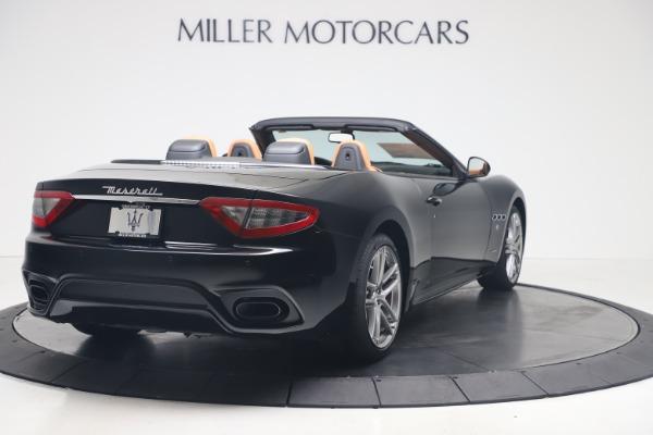 New 2019 Maserati GranTurismo Sport Convertible for sale $161,970 at Bugatti of Greenwich in Greenwich CT 06830 7