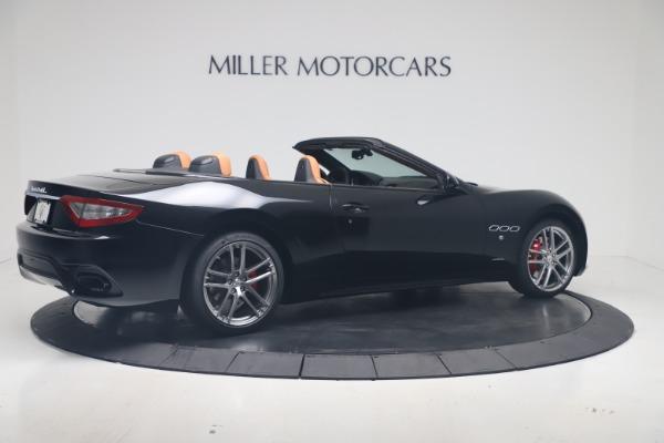 New 2019 Maserati GranTurismo Sport Convertible for sale $161,970 at Bugatti of Greenwich in Greenwich CT 06830 8