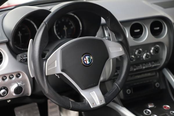 Used 2008 Alfa Romeo 8C Competizione for sale Call for price at Bugatti of Greenwich in Greenwich CT 06830 20