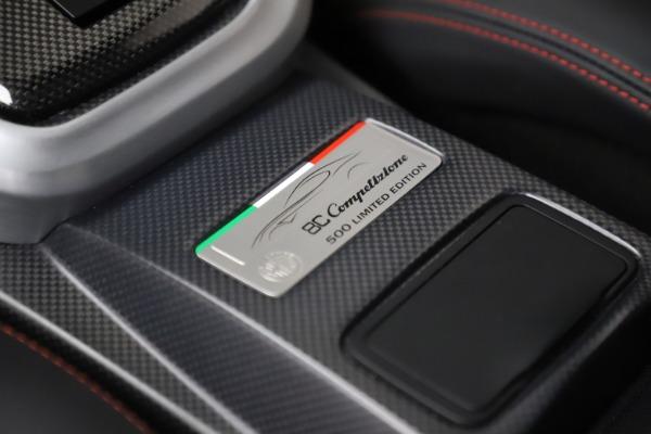 Used 2008 Alfa Romeo 8C Competizione for sale Call for price at Bugatti of Greenwich in Greenwich CT 06830 23