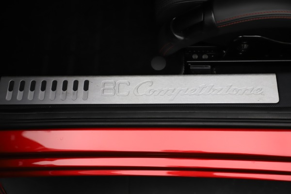 Used 2008 Alfa Romeo 8C Competizione for sale Call for price at Bugatti of Greenwich in Greenwich CT 06830 24