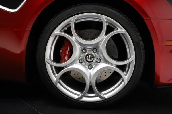 Used 2008 Alfa Romeo 8C Competizione for sale Call for price at Bugatti of Greenwich in Greenwich CT 06830 25