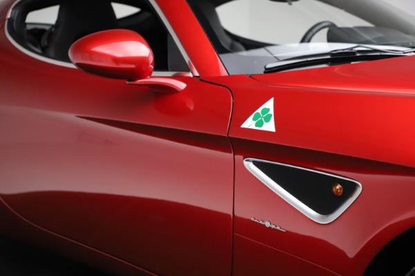 Used 2008 Alfa Romeo 8C Competizione for sale Call for price at Bugatti of Greenwich in Greenwich CT 06830 27