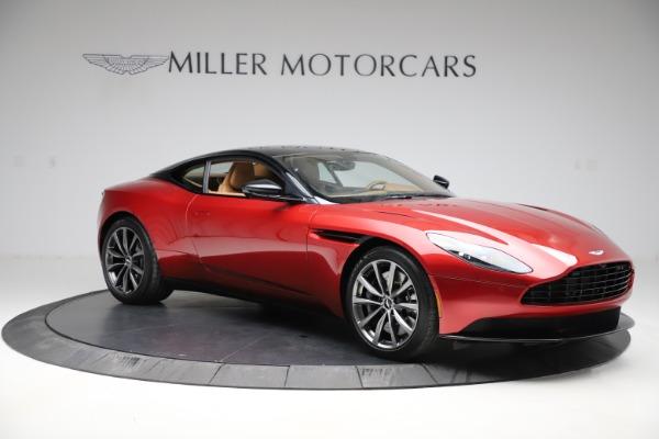 Used 2020 Aston Martin DB11 V8 Coupe for sale $203,900 at Bugatti of Greenwich in Greenwich CT 06830 10