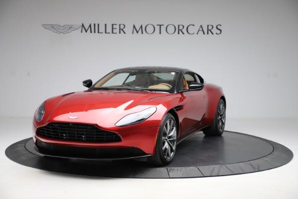 Used 2020 Aston Martin DB11 V8 Coupe for sale $203,900 at Bugatti of Greenwich in Greenwich CT 06830 12