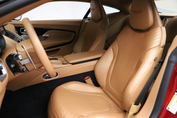 Used 2020 Aston Martin DB11 V8 Coupe for sale $203,900 at Bugatti of Greenwich in Greenwich CT 06830 15