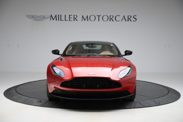 Used 2020 Aston Martin DB11 V8 Coupe for sale Sold at Bugatti of Greenwich in Greenwich CT 06830 2