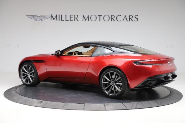 Used 2020 Aston Martin DB11 V8 Coupe for sale $203,900 at Bugatti of Greenwich in Greenwich CT 06830 3