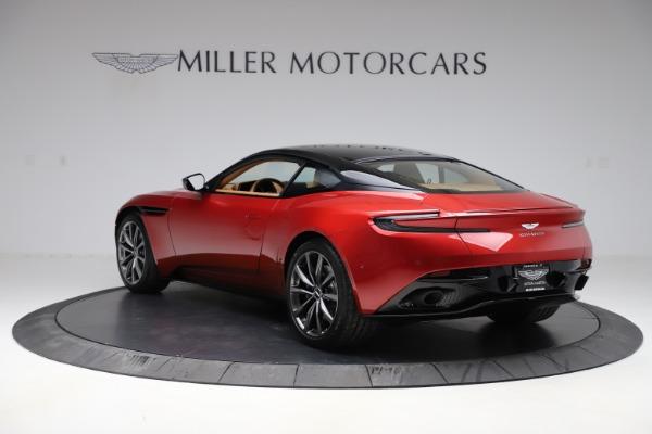 Used 2020 Aston Martin DB11 V8 Coupe for sale $203,900 at Bugatti of Greenwich in Greenwich CT 06830 4
