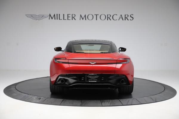 Used 2020 Aston Martin DB11 V8 Coupe for sale $203,900 at Bugatti of Greenwich in Greenwich CT 06830 5