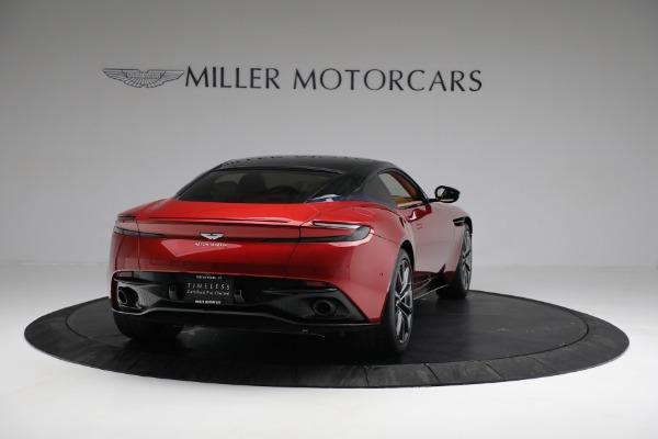 Used 2020 Aston Martin DB11 V8 Coupe for sale $203,900 at Bugatti of Greenwich in Greenwich CT 06830 6