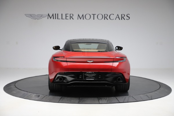 Used 2020 Aston Martin DB11 V8 Coupe for sale $203,900 at Bugatti of Greenwich in Greenwich CT 06830 7