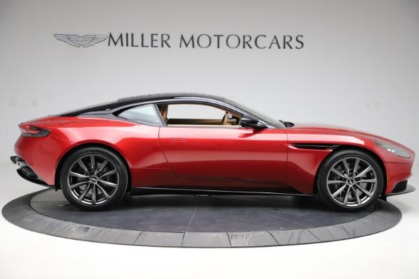 Used 2020 Aston Martin DB11 V8 Coupe for sale $203,900 at Bugatti of Greenwich in Greenwich CT 06830 8