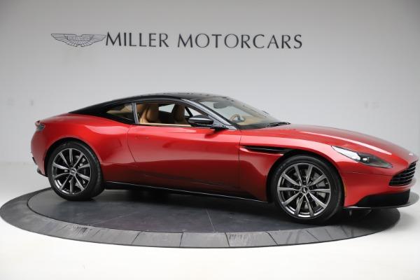 Used 2020 Aston Martin DB11 V8 Coupe for sale $203,900 at Bugatti of Greenwich in Greenwich CT 06830 9
