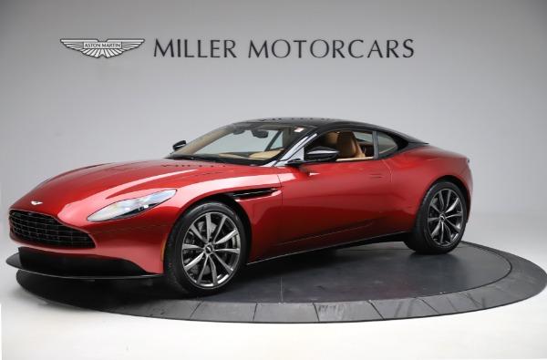 Used 2020 Aston Martin DB11 V8 Coupe for sale $203,900 at Bugatti of Greenwich in Greenwich CT 06830 1
