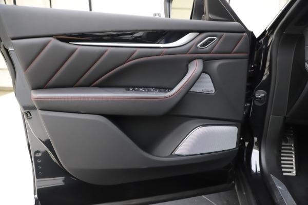New 2019 Maserati Levante Q4 GranSport for sale Call for price at Bugatti of Greenwich in Greenwich CT 06830 17