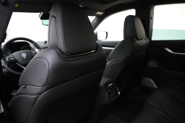 New 2019 Maserati Levante Q4 GranSport for sale Call for price at Bugatti of Greenwich in Greenwich CT 06830 18
