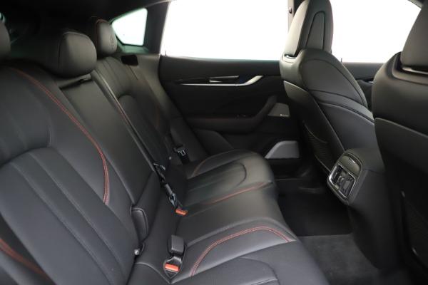 New 2019 Maserati Levante Q4 GranSport for sale Call for price at Bugatti of Greenwich in Greenwich CT 06830 27